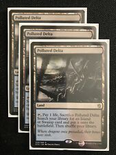 Rares ALL BLUE !! Magic Card Lot Full Art Lands Sleeves MTG Collection EDH
