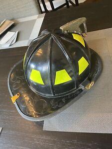 Morning Pride Ben 2 firefighter helmet NO RESERVE