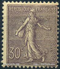 FRANCE SEMEUSE N°133 NEUF * AVEC CHARNIÈRE COTE 200€