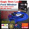 EAGLE 9mm Ignition Spark Plug Leads Fits 289-302 Windsor Over Valve Covers