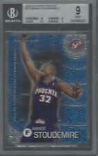 AMARE STOUDEMIRE 2002-03 TOPPS PRISTINE BASKETBALL RC #75 BGS 9
