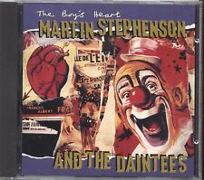 MARTIN STEPHENSON AND THE DAINTEES - The boy' s heart - CD 1994  USATO OTTIME