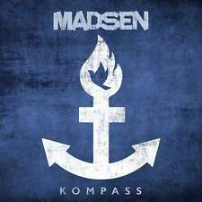 MADSEN / KOMPASS - CD  2015 * NEW & SEALED * NEU *
