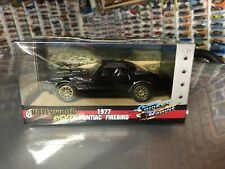 HOT 1977 PONTIAC FIREBIRD T/A SMOKEY AND THE BANDIT 1:32 DIECAST MODEL CAR