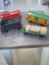 American Flyer Lines vintage trains