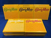 Calorie Mate block 5 flavor each 2 10 BOX [fruit,chocolate,cheese,maple,plain]