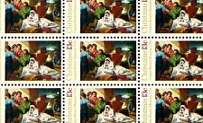 1976 - CHRISTMAS NATIVITY - #1701 Full Mint -MNH- Sheet of 50 Postage Stamps