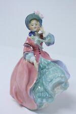 "Royal Doulton Lady Figurine ""Spring Morning"" Hn1922, no Hn mark shown-Retired"