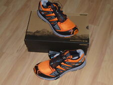 SALOMON XR MISSION Turnschuhe * Trail Laufschuhe * orange * 44 2/3 UK 10 * NEU