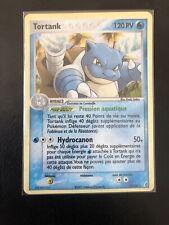 Carte Pokemon Tortank Holo Ex Gardiens De Cristal 14/100 FR