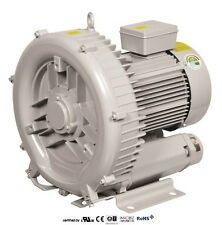 Pacific Regenerative Blower PB-300 (HRB-300), Ring, Vacuum and Pressure Blower