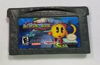 Ms Pac-Man Maze Madness Nintendo Game Boy Advance GBA Cartridge Only Namco Used