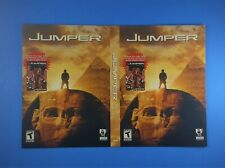 Jumper Video Game Retailer Promo Cover Art 2008