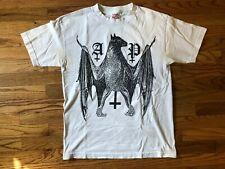Actual Pain Bat T-Shirt Medium *RARE* OOP Miskha Black Craft Cult