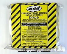 Mayday 3600 Calorie 3 Day Emergency Food Supply Ration