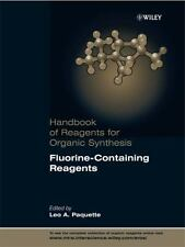 Fluorine-Containing Reagents (Hdbk of Reagents for Organic Synthesis)-ExLibrary