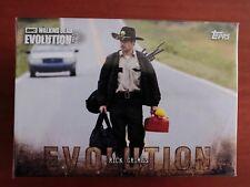 THE WALKING DEAD EVOLUTION TRADING 100 CARDS BASE SET