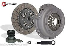 HD CLUTCH WITH SLAVE KIT MITSUKO FOR 85-87 FORD RANGER BRONCO II 2.3L 2.8L 2.9L