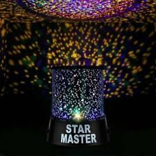 Star Master Sky Night LED Projector Bed Light Lamp Gift Idea Star Light Field