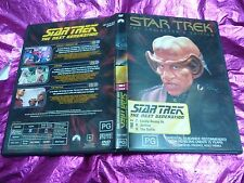 STAR TREK THE NEXT GENERATION (THE COLLECTORS EDITION) TNG 3 7.8.9 : (DVD, PG)