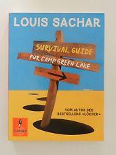 Louis Sachar Survival Guide für Camp Green Lake Jugendbuch Gulliver Verlag