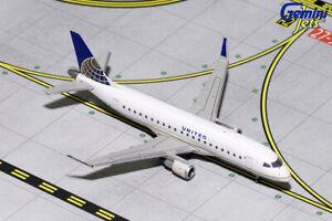 Geminijets 1:400 United Express  E175 N163SY