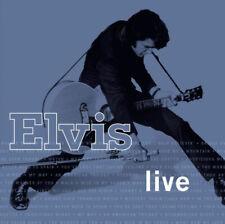 "ELVIS PRESLEY: Elvis Live (CD) ""SEALED"""