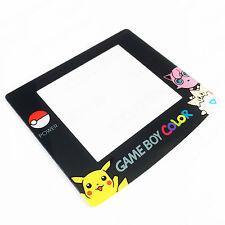 GLASS Pokemon Pikachu/Jigglypuff/Togepi Nintendo Game Boy Color GBC New Screen