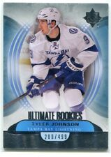 2013-14 Ultimate Collection 65 Tyler Johnson Rookie 200/499