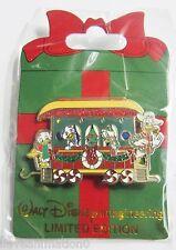 Disney Pin 99460 WDI Holiday Train Series DCL Huey Dewey Louie LE 200 Pin