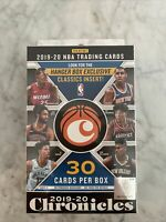 NBA Panini 2019-20 Chronicles Basketball Exclusive RETAIL HANGER Box SEALED NEW!