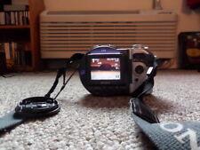 Sony Mavica Mvc-Cd400 4.0Mp Digital Camera Bundle - Black Silver *Tested*Works*