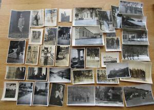 Alter Foto Nachlass Polizei Bataillon / schöne Portraits / 39 Bilder / 2. WK