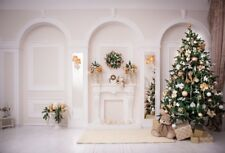 Backdrops  Christmas tree Newborn baby 7x5FT  Vinyl Photography Background