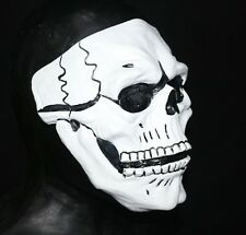 Deluxe Skull Mask Latex Masquerade Masked Ball Spectre Fancy dress Costume
