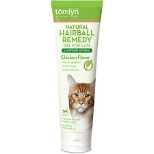 Tomlyn Natural Laxatone Cat Hairball Eliminator (Free Shipping in USA)