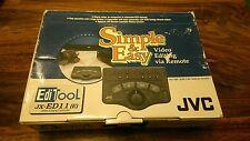 Jvc Video Editing Controller jx-ed11 (e), videocámaras, Vcr