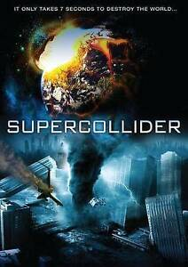 NEW - Supercollider (DVD, 2016) - Free Shipping