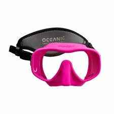 Oceanic Shadow Mask Scuba Snorkeling Diving Freedive Pink 05.4000.78