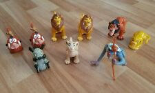 Burger King Kids Meal Toys Disney's Lion King Set of 9