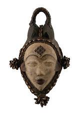 MASQUE AFRICAIN PUNU POUNOU GABON ART AFRICAIN -AF1159