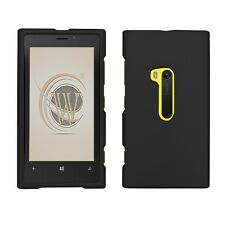 Beyond Cell Protective Case For Nokia Lumia 920 Black Rubber Feel