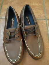 earth shoe mens leather shoes 10.5 LN