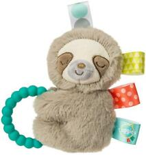 Taggies MOLASSES SLOTH ACTIVITY RATTLE Baby Soft Toys Activities BNIP