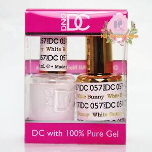 DND DC Soak Off Gel Polish DUO .6oz LED/UV *PICK YOU COLORS*