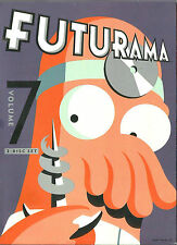 FUTURAMA VOLUME 7  BRAND NEW but UNSEALED Region 1 DVD SET 13 Great Episodes