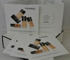 Lot of 5x0.9ml/0.03 fl.oz Chanel Le Blanc Spf 40 Sunscreen 10 Rosee Makeup Base