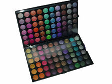120 Color Palette Eyeshadow Cosmetic Professtional Beauty Matte Warm Colorful #4