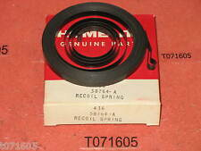 Genuine HOMELITE 58764 recoil starter spring Early XL12 SXL12 500 Super XL auto.