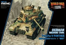 Meng Models World War Toons - German Medium Tank PzKpfw V Panther [Q Version]